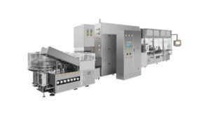 ALXI-III Ampoule Washing-Drying-Filling-Sealing Production Line