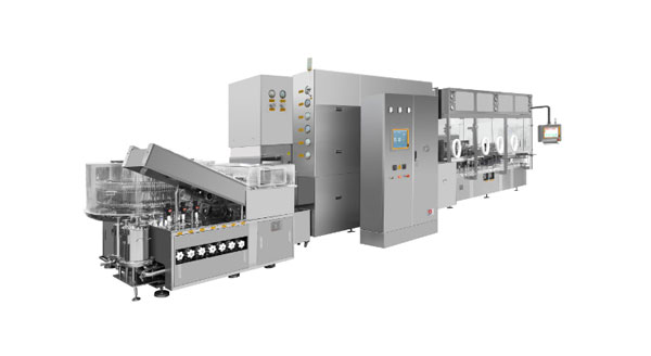 ALXI-III Ampoule Washing-Drying-Filling-Sealing Production Line