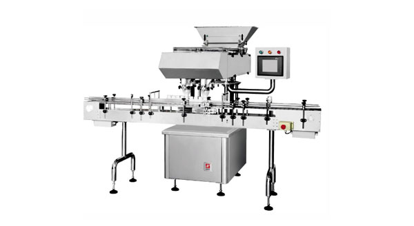 High-Speed Electronic Tablet Counting Machine