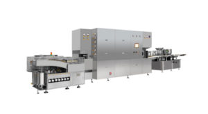 Oral Liquid Washing-Drying-Capping Production Line